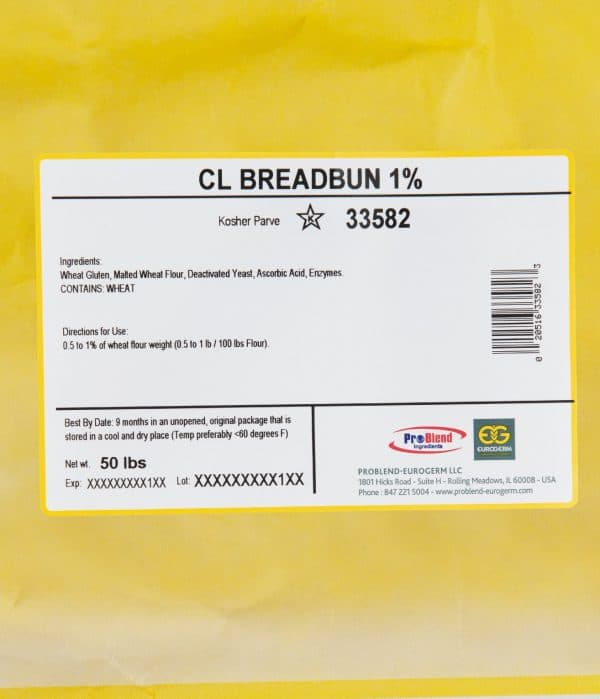 CL Breadbun 1%