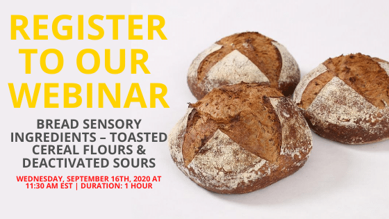 Enhance your Baking with Eurogerm Webinar on Bread Sensory Ingredients