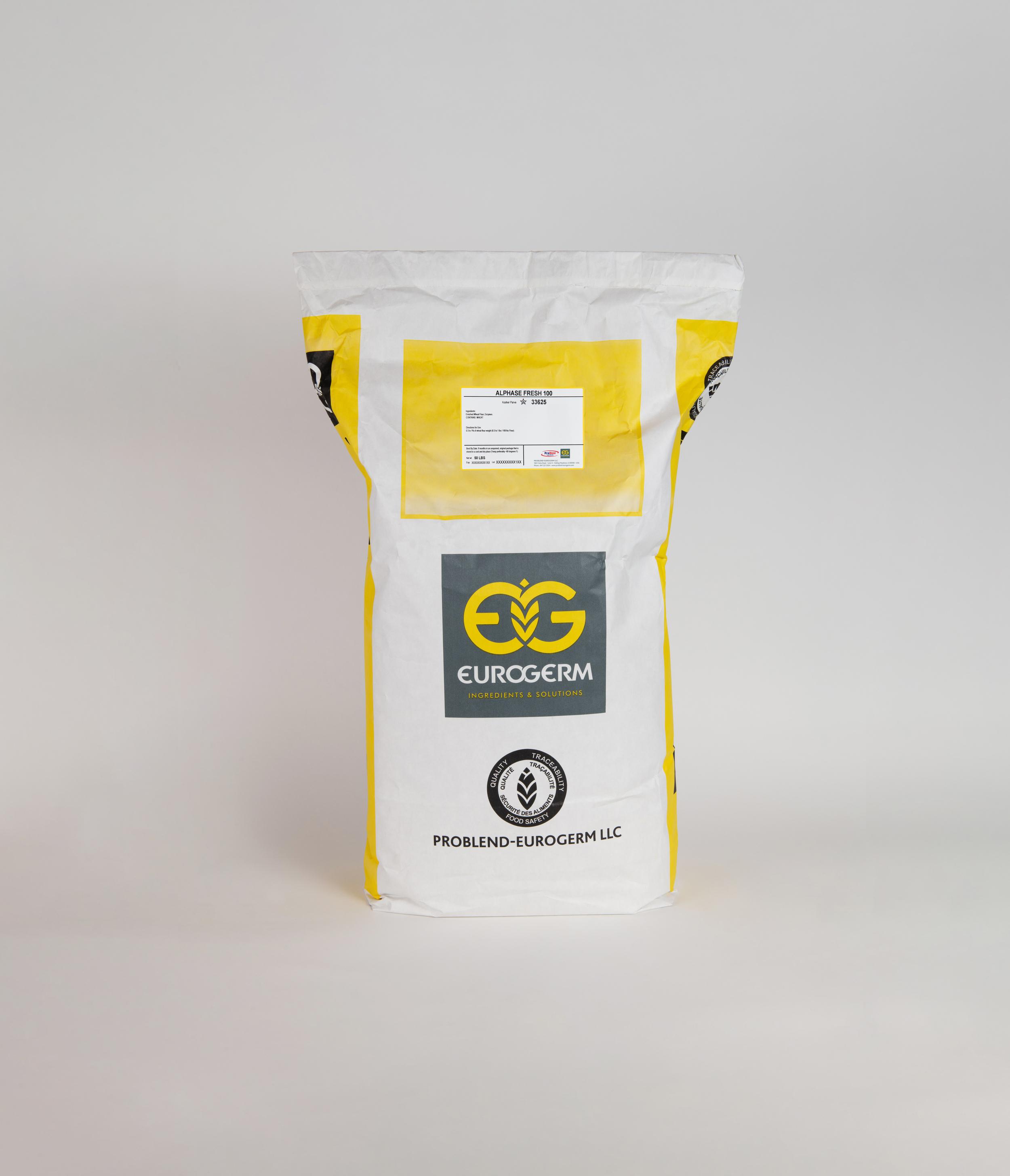 Alphase Fresh 100 - Clean Label Shelf life Extender (Item #33625 Eurogerm) main image