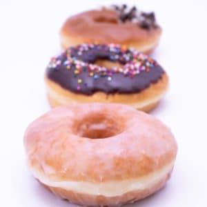 Yeast Raised Donuts